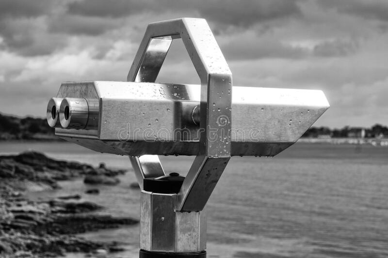 Grayscale Photography Of Tower Viewer Free Public Domain Cc0 Image