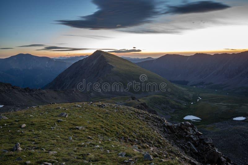 Grayspiek - Colorado royalty-vrije stock afbeelding