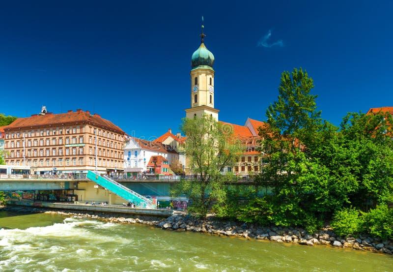 Graz, Austria fotos de archivo