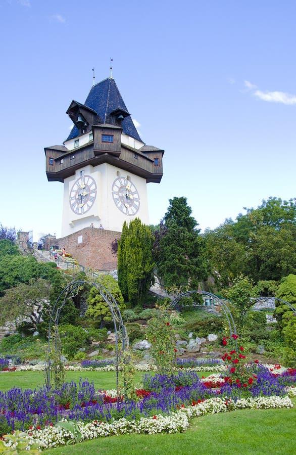 Graz city, Austria royalty free stock images