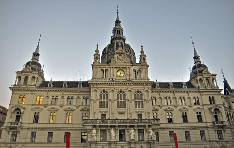 Graz, Styrie, Autriche, l'Europe image libre de droits