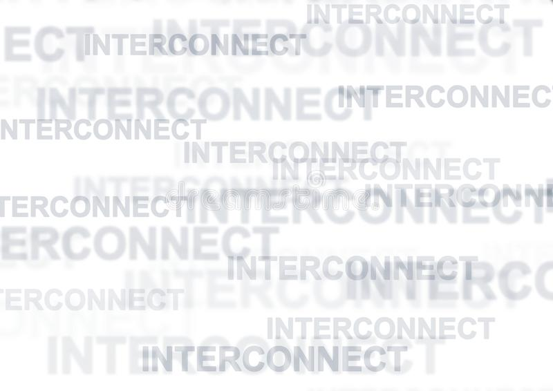 Gre fijo móvil de la textura de la venta al por mayor de la interconexión del negocio de las telecomunicaciones fotografía de archivo libre de regalías