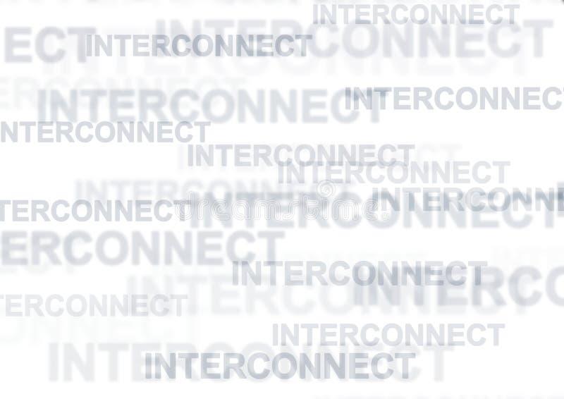 Gre fixe mobile de texture de vente en gros d'interconnexion d'affaires de télécom photographie stock libre de droits