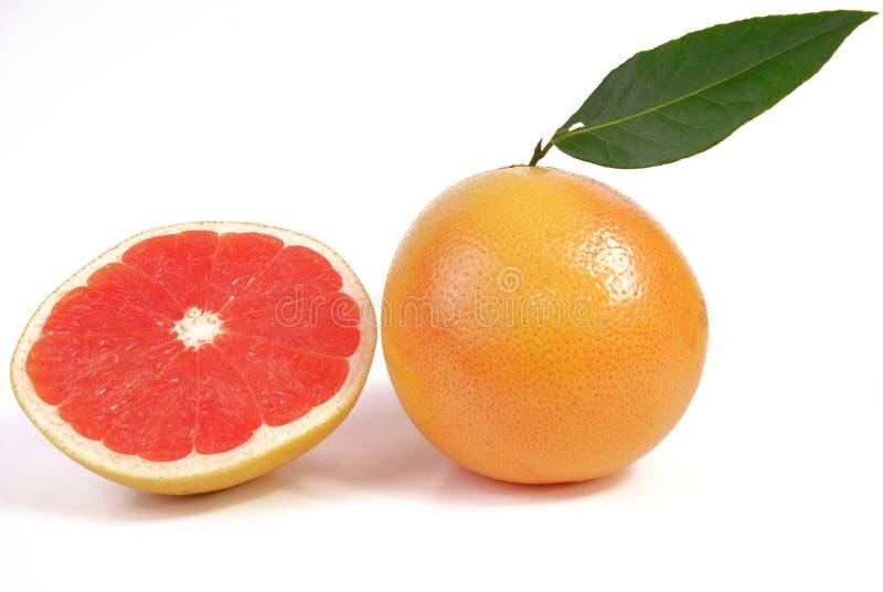 greapefruit 免版税库存照片