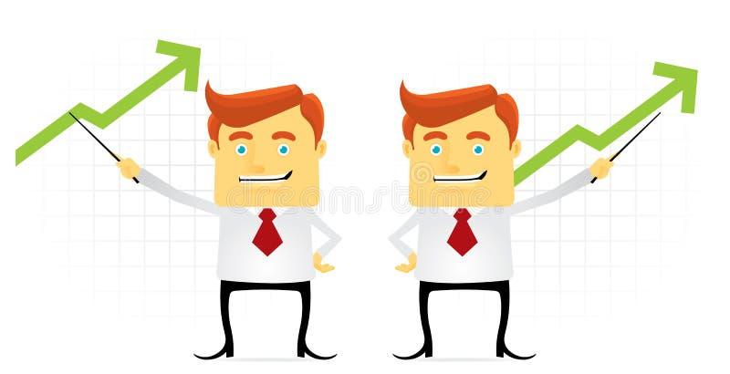Download Great Achievement stock vector. Image of businessman - 19414786