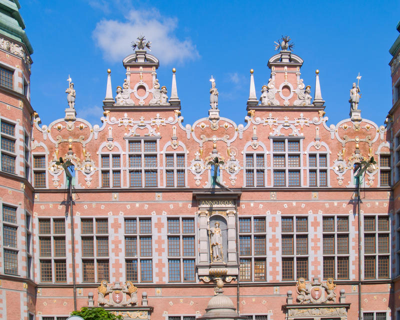 Download Great Armory Gdansk, Poland Stock Image - Image of gilded, hanseatic: 20143243