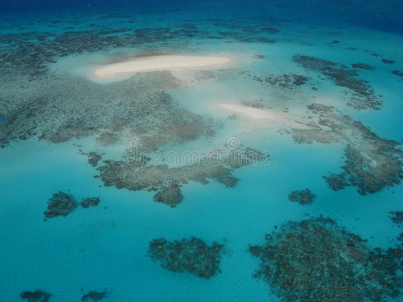 Great Barrier Reef royalty free stock image