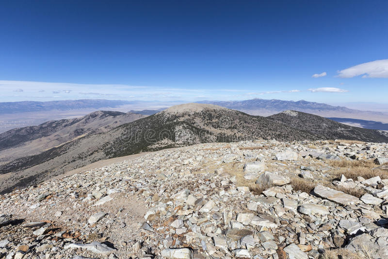 Great Basin National Park in Eastern Nevada royalty free stock images