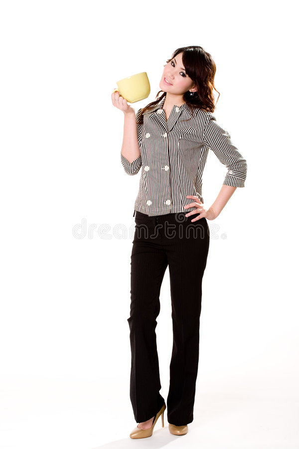 Great big beverage royalty free stock photos
