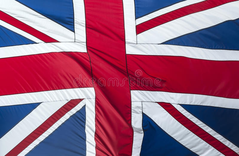 Download Great Britain flag stock photo. Image of fabric, background - 34204544