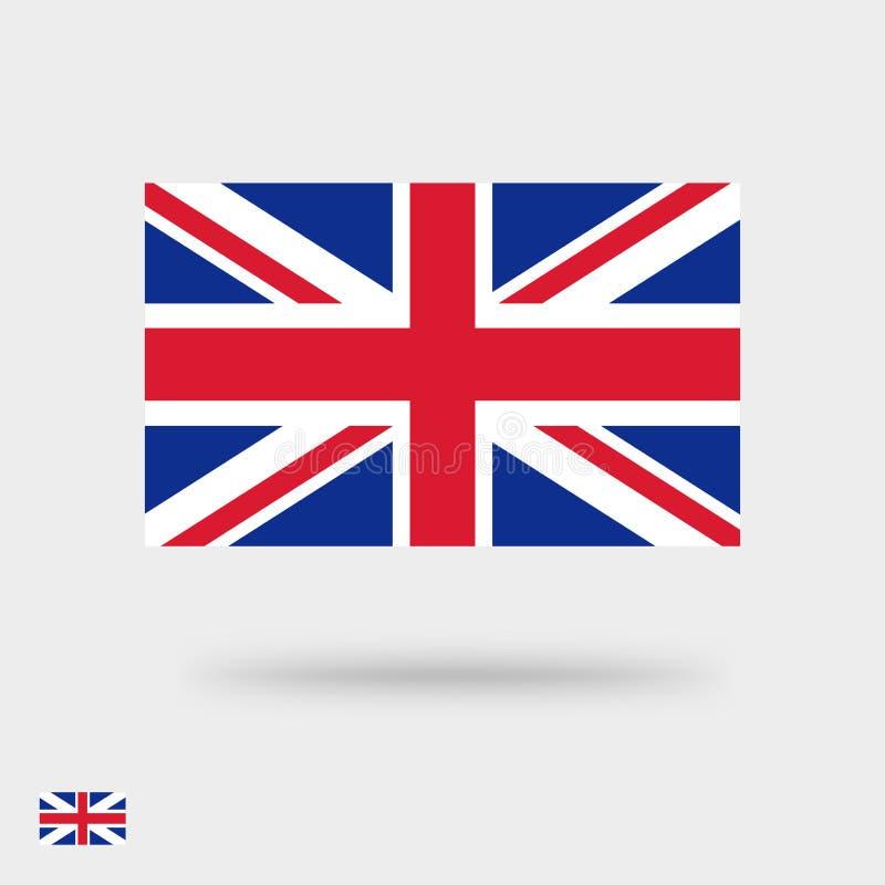 Free Great Britain Flag Vector Icon Or United Kingdom Symbol Square Pictogram Flat Design Isolated, English Royal Union Jack Stock Photos - 175843253