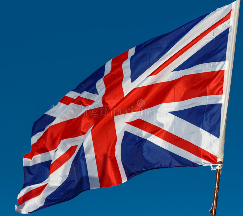 Great Britain Flag stock images
