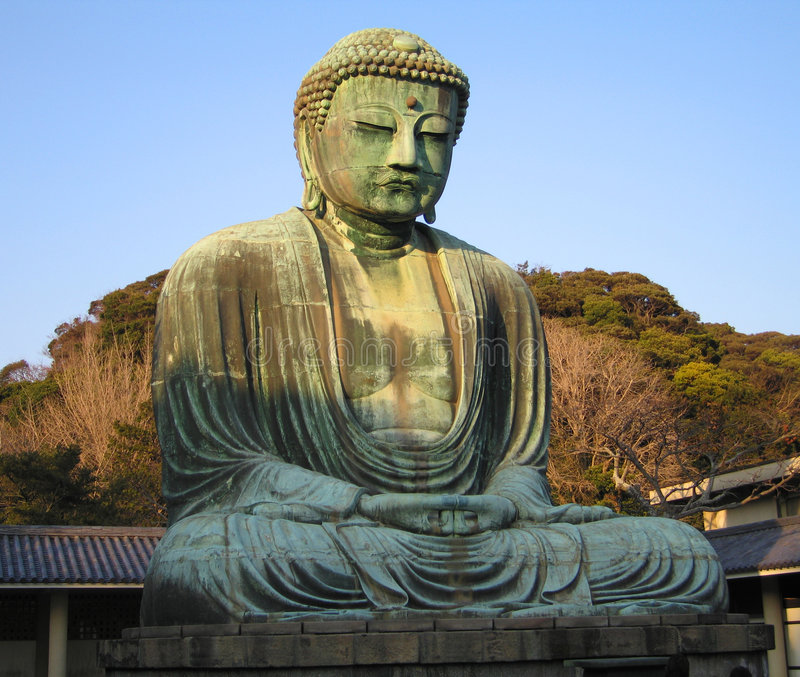 Download Great Buddha stock image. Image of religion, great, buddhism - 371349