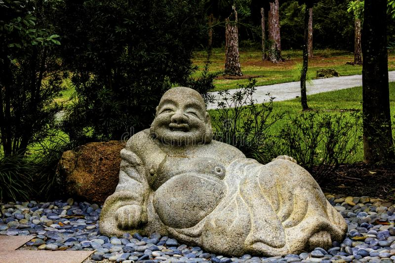 Morikami Museum and Japanese Garden Delray Beach Florida royalty free stock image