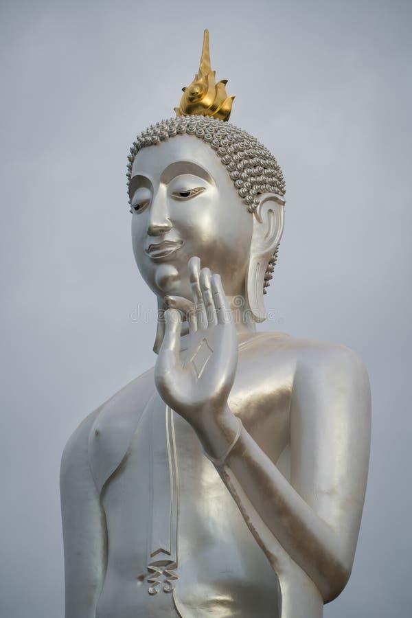 Great buddha statue stock image