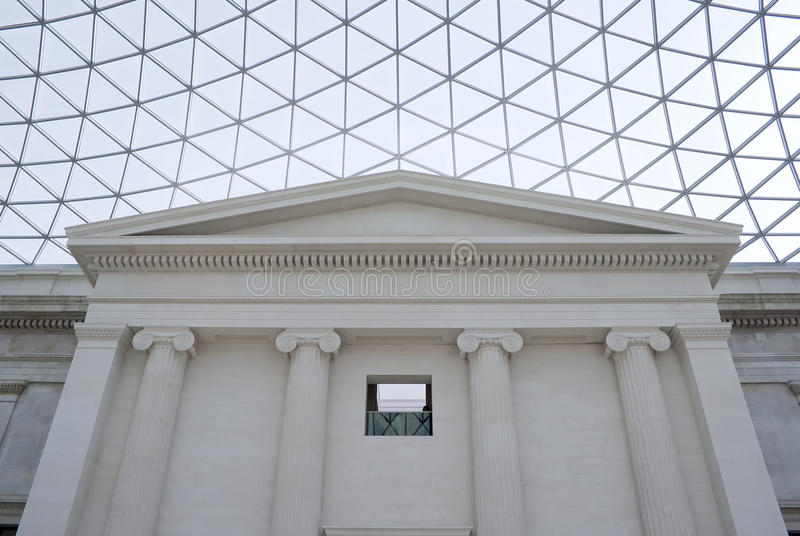 Download The Great Court In The British Museum In London Editorial Photo - Image: 11298291