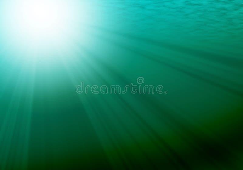 Great depth of ocean