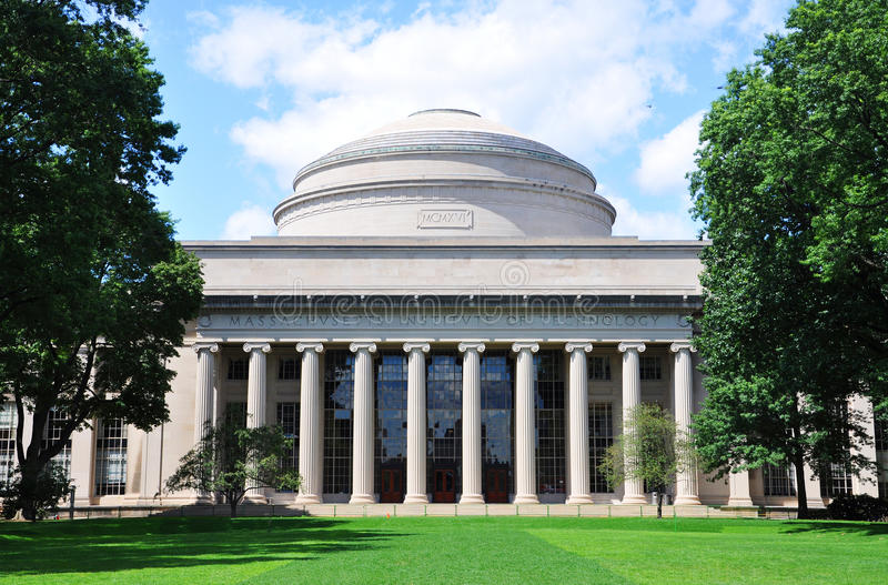 Download Great Dome Of MIT, Boston, Massachusetts Stock Image - Image: 20757407