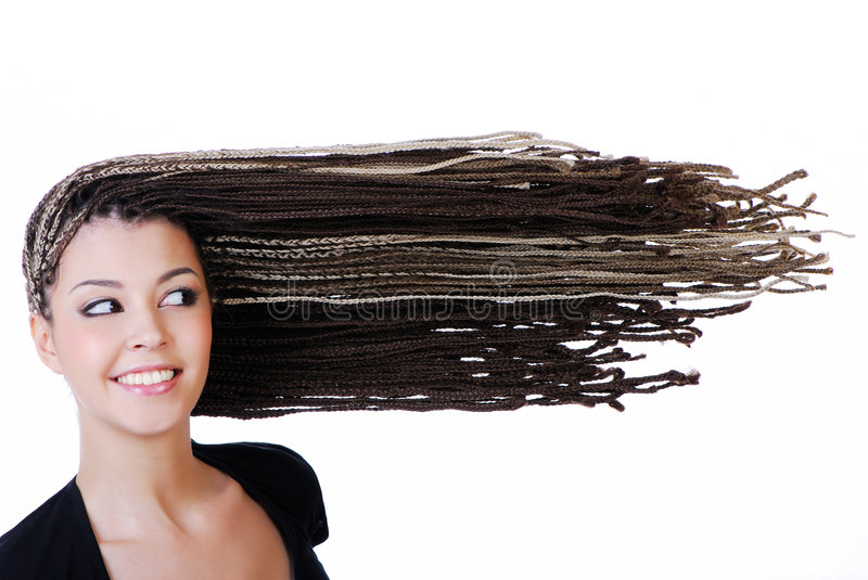 Download Great dreadlocks stock photo. Image of healthy, adult - 7678756