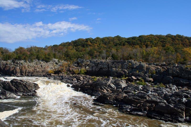 Download Great Falls stock image. Image of water, national, falls - 13314225