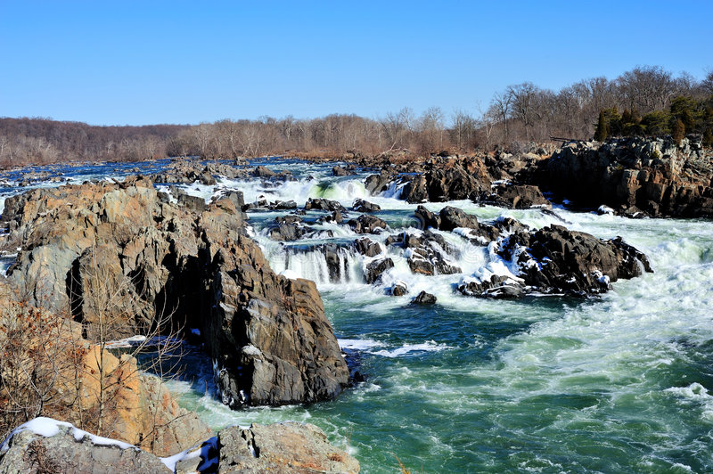 Great Falls stock images