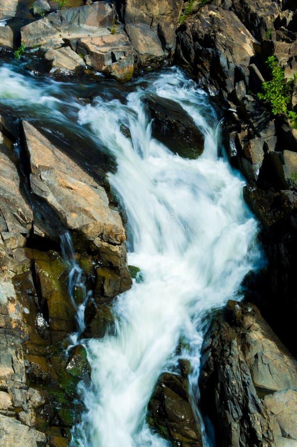 Great Falls, M.D. stock foto