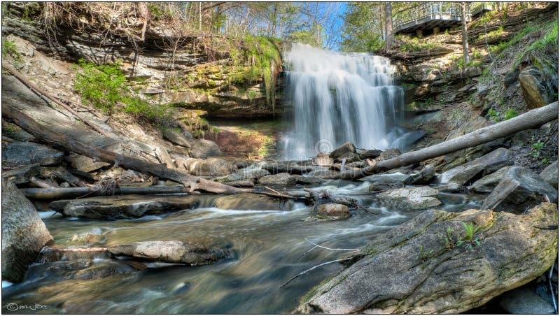 Great Falls, Waterdown Ontario stock photos