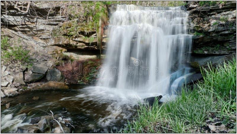 Great Falls, Waterdown Ontario stock images