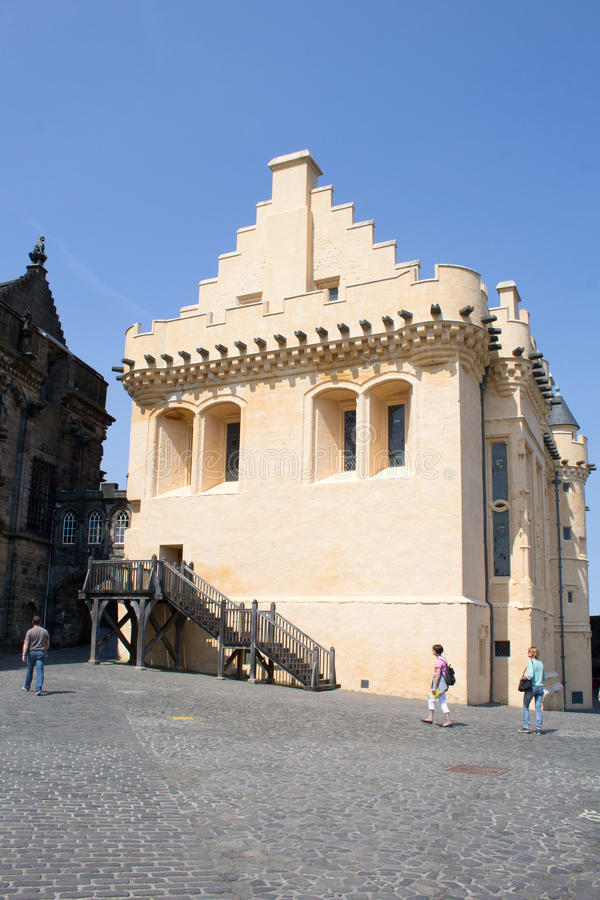 Great Hall, Stirling Castle Editorial Stock Image
