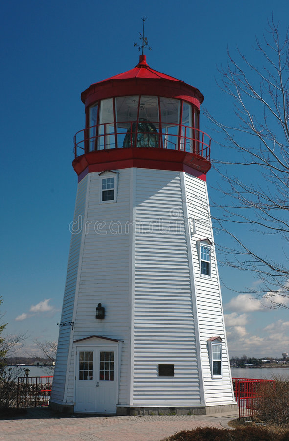 Download Great Lakes Lighthouse stock image. Image of safety, prescott - 102449
