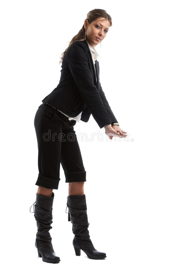 Download Great Looking Business Woman Stock Image - Image: 1511509