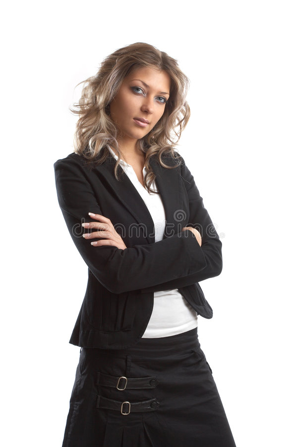 Download Great Looking Business Woman Stock Photo - Image of executive, person: 1559724