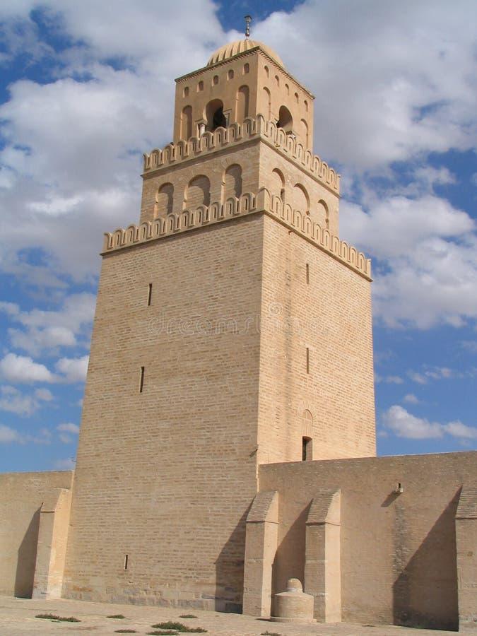 Download Great Mosque Of Kairouan  (Tunisia) Stock Image - Image: 18195121