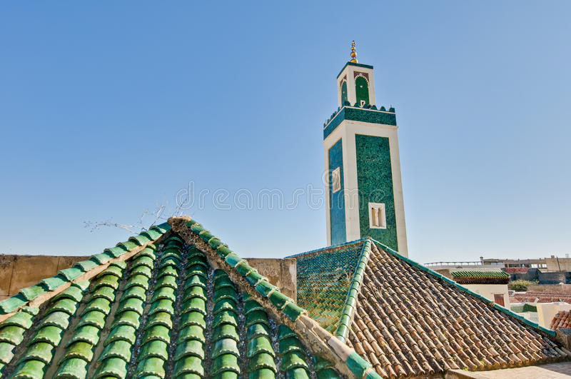 Download Great Mosque Of Meknes, Morocco Stock Photo - Image: 23655278