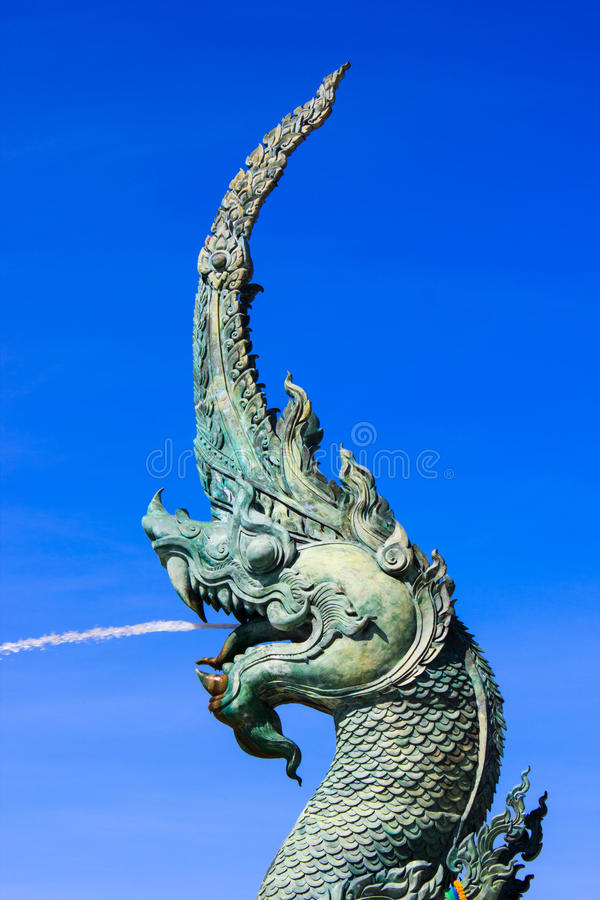 Download Great Naga stock photo. Image of culture, blue, ancient - 27359254
