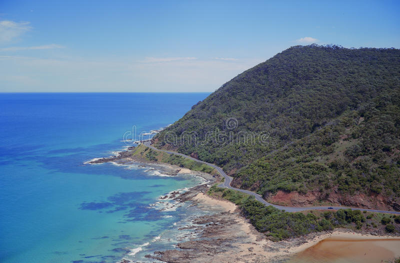 Download Great ocean rd stock image. Image of beach, victoria - 28129391