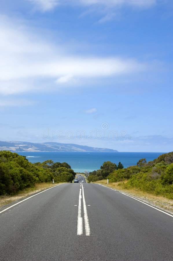 The Great Ocean Road - Australia Royalty Free Stock Images