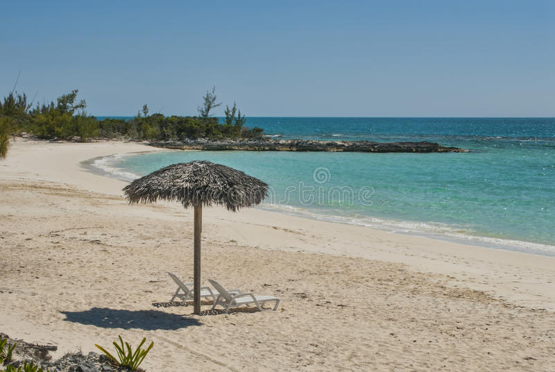 Download A Great Place on the Beach stock image. Image of remote - 26034483