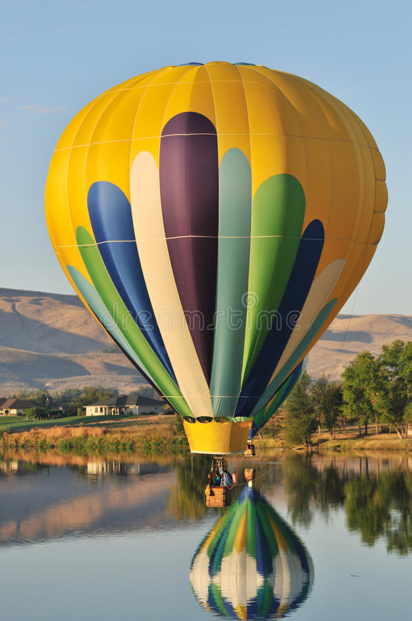 The Great Prosser Balloon Rally royalty free stock photos