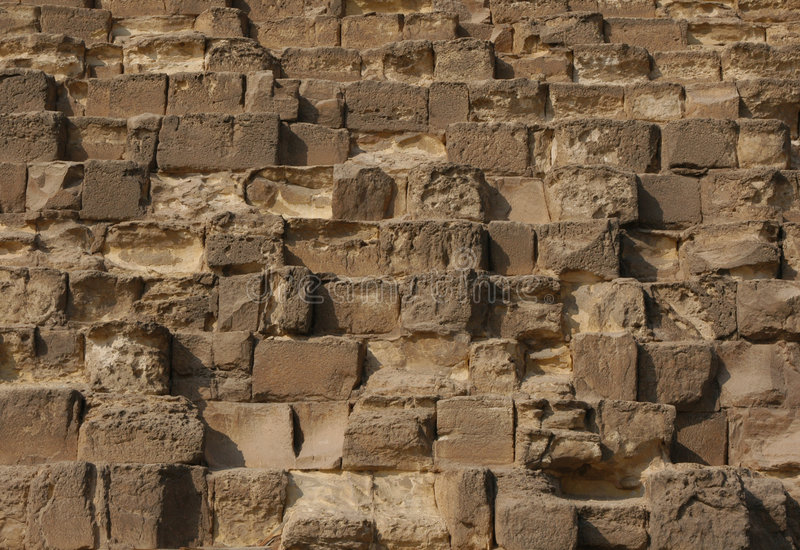 Download Great Pyramid in Giza stock photo. Image of africa, giant - 521090