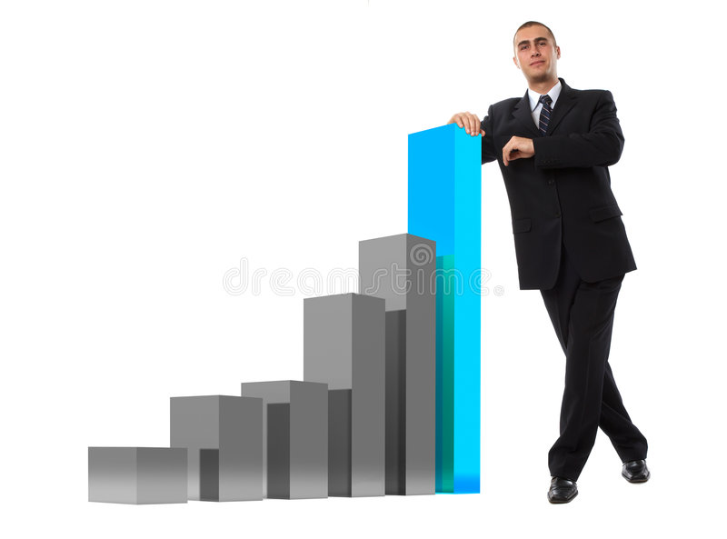 Great Results stock photo