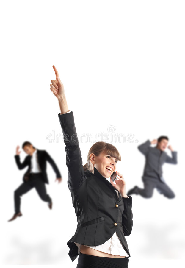 Download Great Results stock photo. Image of people, news, businessman - 2071476