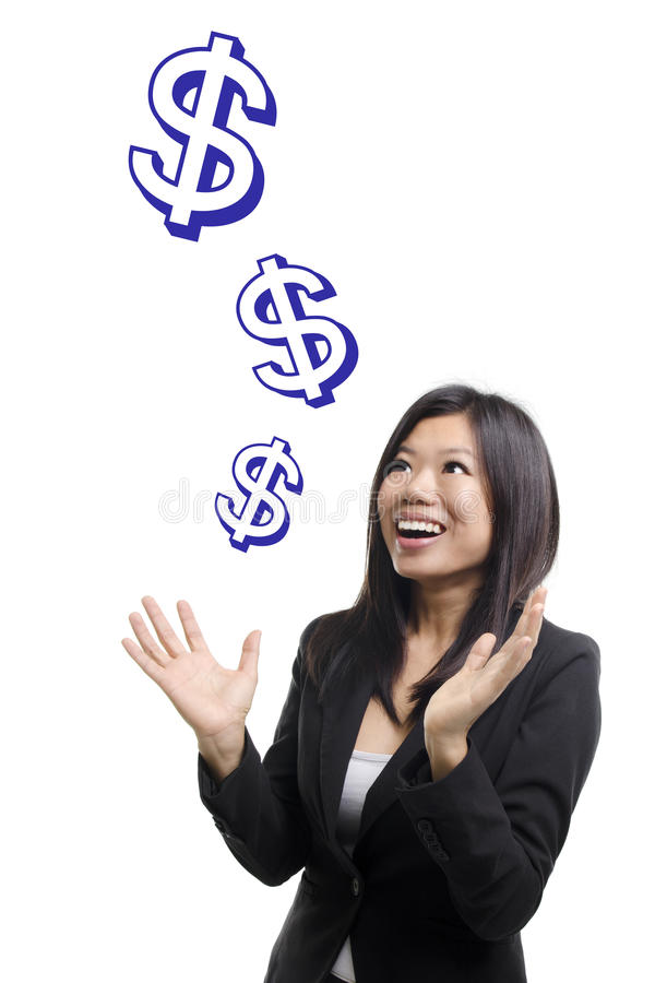 Download Great rewards stock image. Image of isolated, financial - 22656847