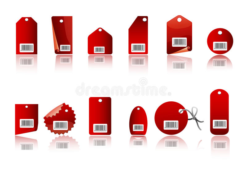 Download Great Sales Tags And Stickers Collection Stock Vector - Image: 21951593