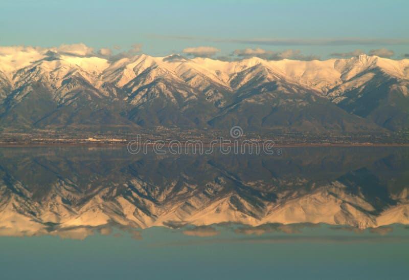 Great Salt Lake fotos de stock royalty free