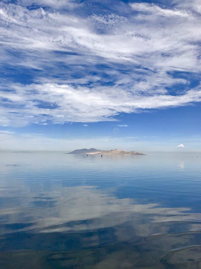 Great Salt Lake stock fotografie
