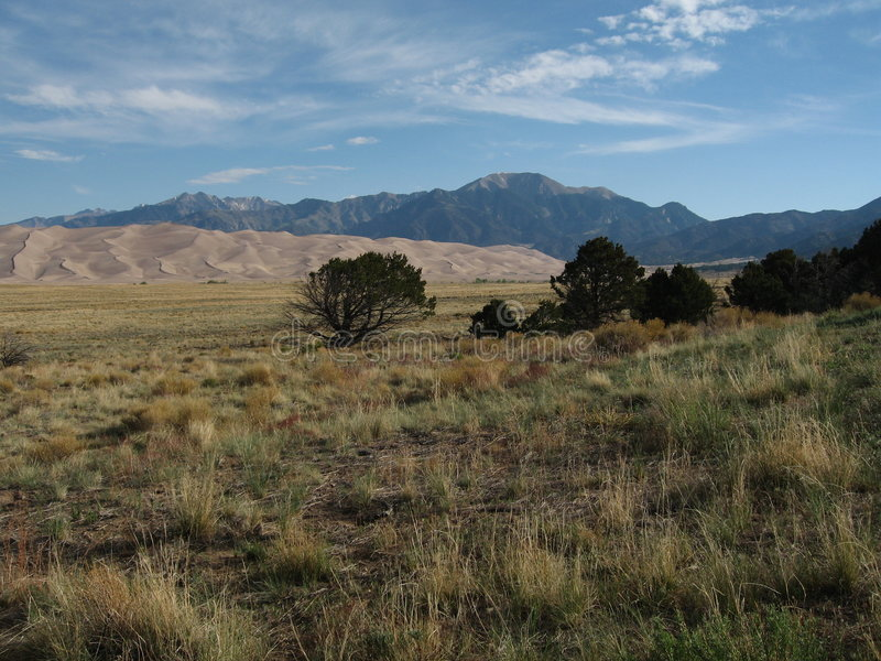 Download Great Sand Dunes National Park Royalty Free Stock Photography - Image: 3249437