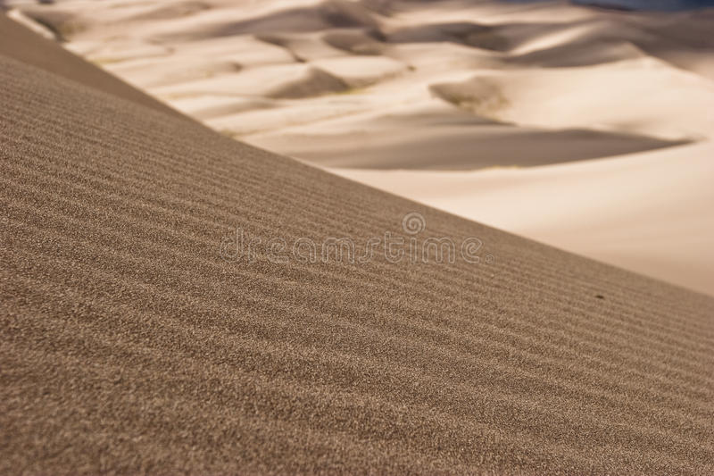 Download Great Sand Dunes National Park And Preserve 10 Stock Image - Image of hills, beauty: 16838037