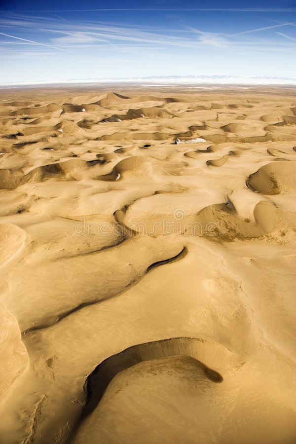 Download Great Sand Dunes NP, Colorado. Stock Images - Image: 6149954