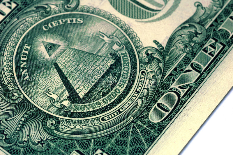 Download Great Seal Of The United States Stock Image - Image of single, seclorum: 6048437